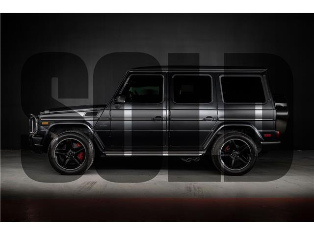 2017 Mercedes-Benz AMG G 63 Base (Stk: MU2424A) in Woodbridge - Image 1 of 16