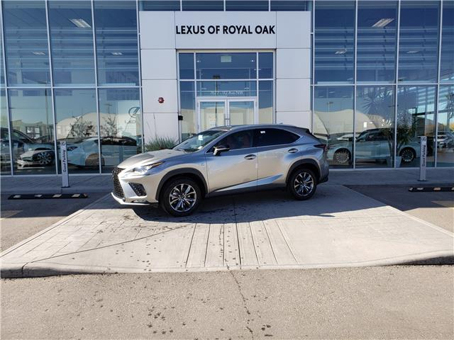 2021 Lexus NX 300 Base (Stk: L21017) in Calgary - Image 1 of 13