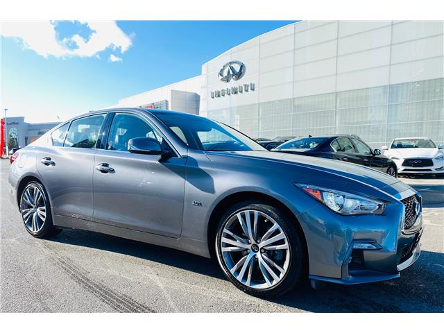2019 Infiniti Q50 3.0t Signature Edition (Stk: H9109A) in Thornhill - Image 1 of 24