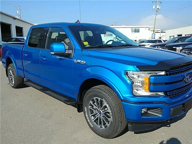 2020 Ford F-150 Lariat (Stk: 20T183) in Quesnel - Image 1 of 15