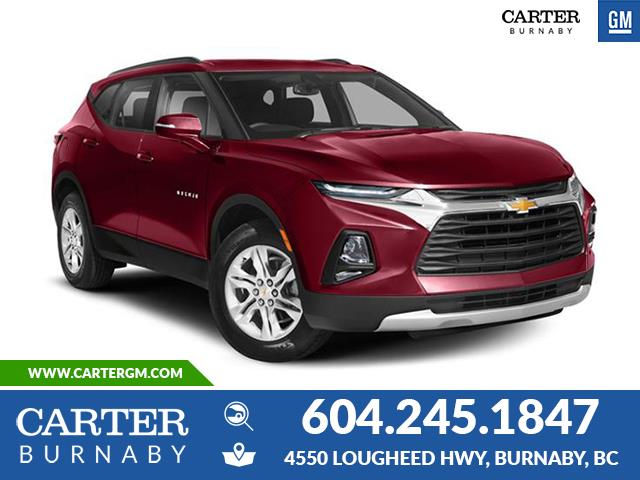 2021 Chevrolet Blazer RS (Stk: Z1-95910) in Burnaby - Image 1 of 1