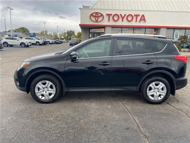 2015 Toyota RAV4  (Stk: 2100301) in Cambridge - Image 1 of 14