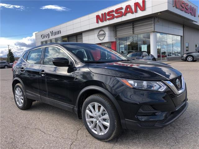 2020 Nissan Qashqai S (Stk: W0110) in Cambridge - Image 1 of 28