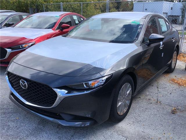 2021 Mazda Mazda3 GS (Stk: 21195) in Toronto - Image 1 of 5