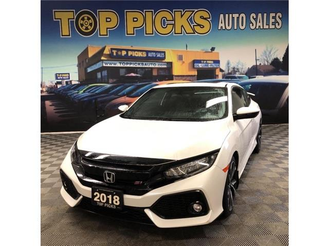 2018 Honda Civic Si (Stk: 220633) in NORTH BAY - Image 1 of 25