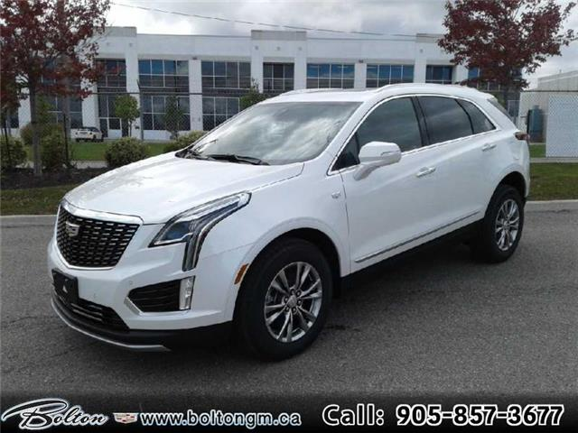 2021 Cadillac XT5 Premium Luxury (Stk: 103682) in Bolton - Image 1 of 15