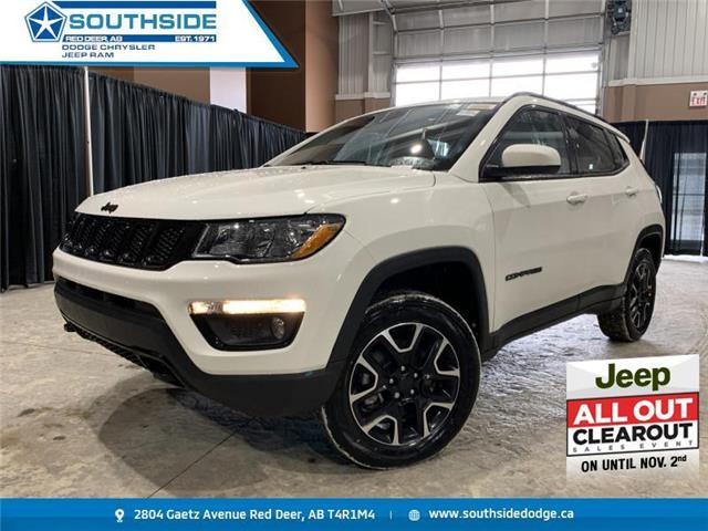 2020 Jeep Compass Sport (Stk: JC2007) in Red Deer - Image 1 of 19