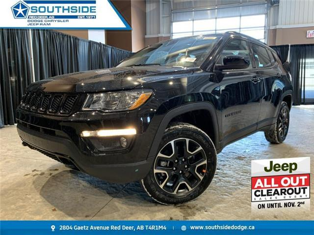 2020 Jeep Compass Sport (Stk: JC2009) in Red Deer - Image 1 of 20