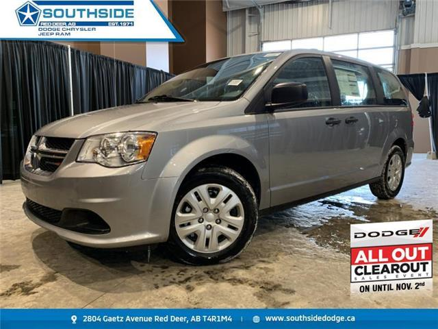 2020 Dodge Grand Caravan SE (Stk: CA2008) in Red Deer - Image 1 of 21