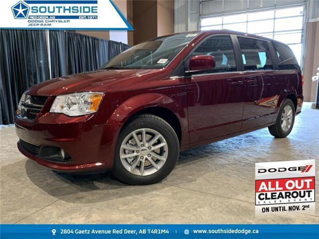 2020 Dodge Grand Caravan Premium Plus (Stk: CA2010) in Red Deer - Image 1 of 19