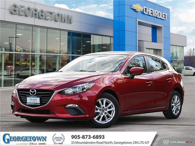 2014 Mazda Mazda3 Sport GS-SKY (Stk: 32490) in Georgetown - Image 1 of 27