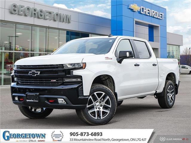 2020 Chevrolet Silverado 1500 LT Trail Boss (Stk: 32486) in Georgetown - Image 1 of 28