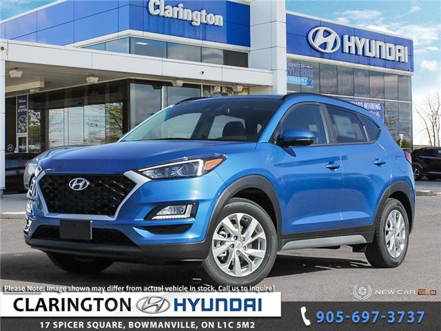 2021 Hyundai Tucson Preferred w/Sun & Leather Package (Stk: 20589) in Clarington - Image 1 of 24
