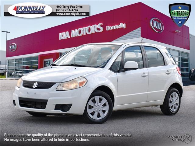 2009 Suzuki SX4  (Stk: KV52DTB) in Ottawa - Image 1 of 22