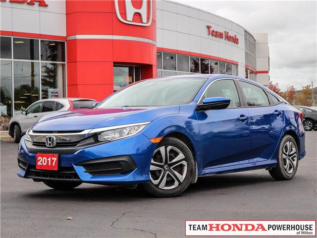 2017 Honda Civic LX (Stk: 20700A) in Milton - Image 1 of 1