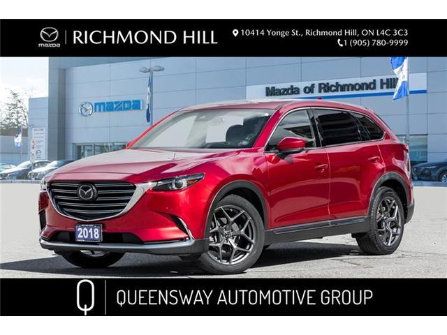 2018 Mazda CX-9 GT (Stk: 20-156A) in Richmond Hill - Image 1 of 22