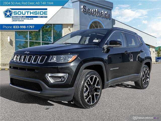 2019 Jeep Compass Limited (Stk: A14630A) in Red Deer - Image 1 of 25