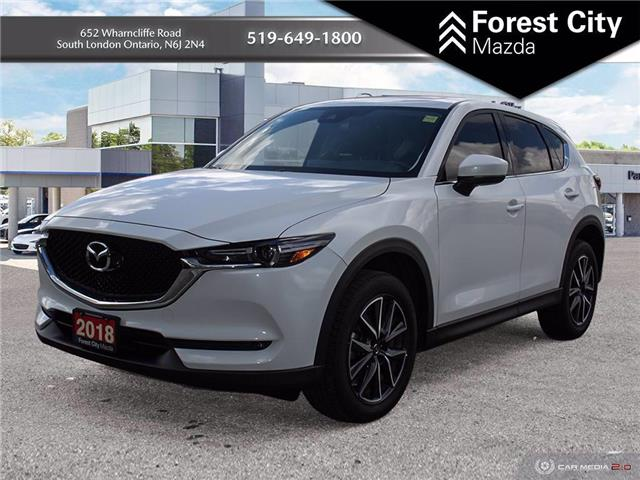 2018 Mazda CX-5 GT (Stk: 20C59713A) in London - Image 1 of 15