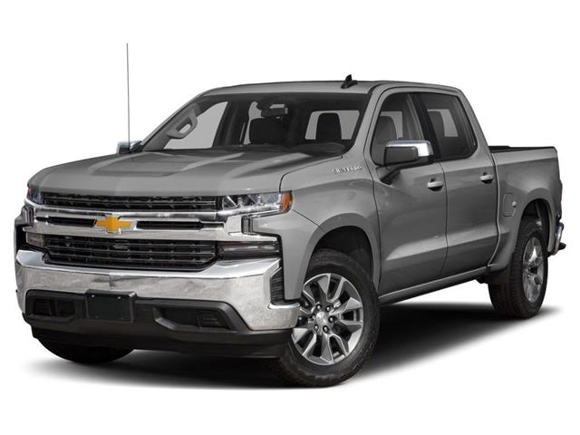 2021 Chevrolet Silverado 1500 LT (Stk: T21019) in Campbell River - Image 1 of 9