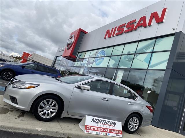 2016 Nissan Altima 2.5 (Stk: 11466A) in Sudbury - Image 1 of 14