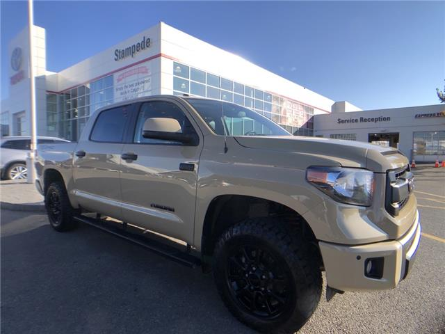 2016 Toyota Tundra SR5 5.7L V8 (Stk: 9221A) in Calgary - Image 1 of 22