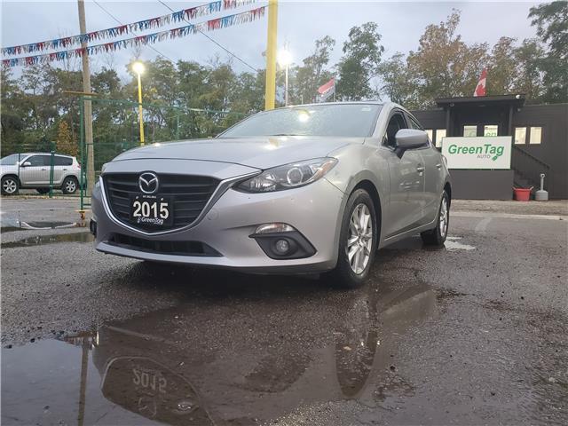 2015 Mazda Mazda3 GS (Stk: 5516) in Mississauga - Image 1 of 23