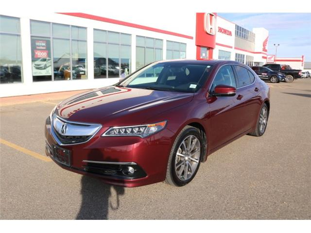 2015 Acura TLX Tech (Stk: U1180) in Fort St. John - Image 1 of 19