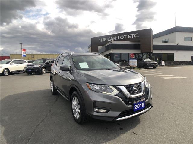 2018 Nissan Rogue SV (Stk: 20482) in Sudbury - Image 1 of 24
