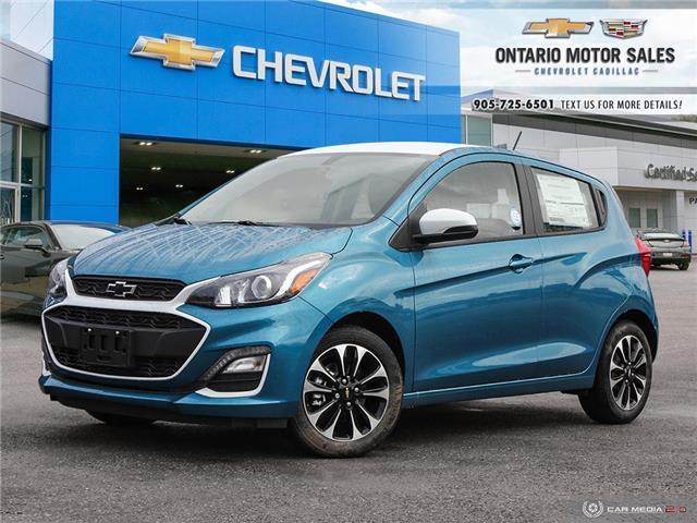 2021 Chevrolet Spark 1LT CVT (Stk: 1706541) in Oshawa - Image 1 of 19