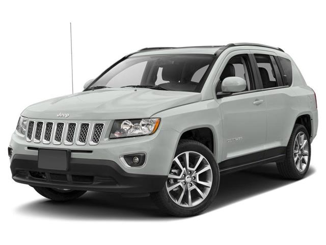 2017 Jeep Compass Sport/North (Stk: 822NBAA) in Barrie - Image 1 of 9