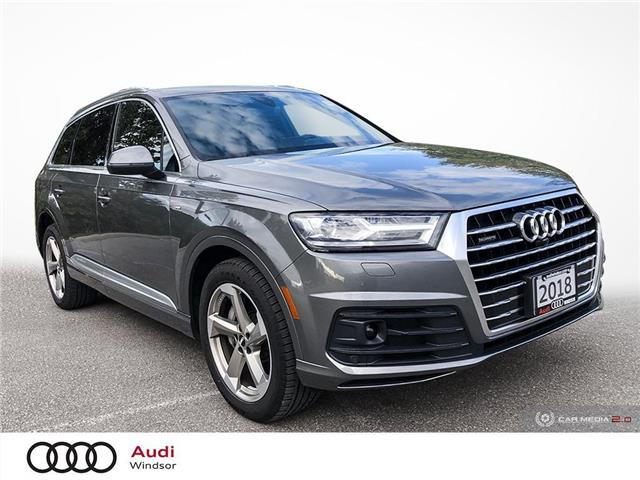 2018 Audi Q7 3.0T Progressiv (Stk: 20544) in Windsor - Image 1 of 29