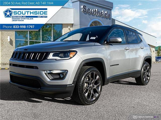 2019 Jeep Compass Limited (Stk: A14621A) in Red Deer - Image 1 of 25