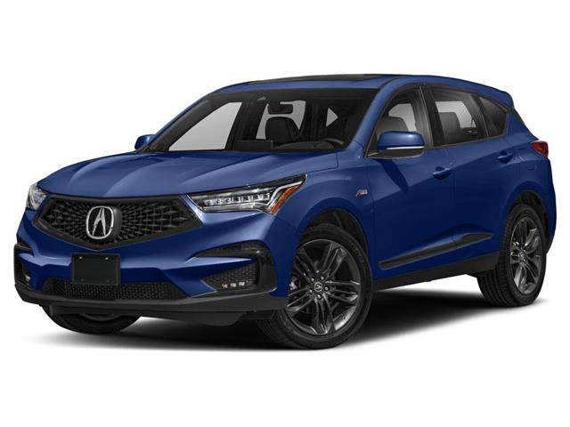 2021 Acura RDX A-Spec (Stk: 21060) in London - Image 1 of 9