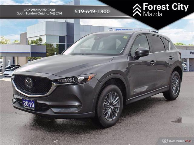2019 Mazda CX-5 GS (Stk: ME0044) in Sudbury - Image 1 of 14