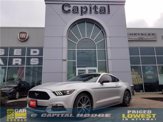 2017 Ford Mustang EcoBoost (Stk: P2953B) in Kanata - Image 1 of 23