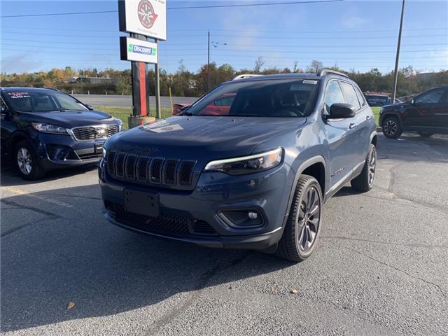 2021 Jeep Cherokee North (Stk: 6588) in Sudbury - Image 1 of 19