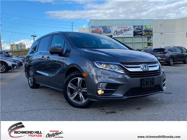 2019 Honda Odyssey EX-L (Stk: 202498P) in Richmond Hill - Image 1 of 29