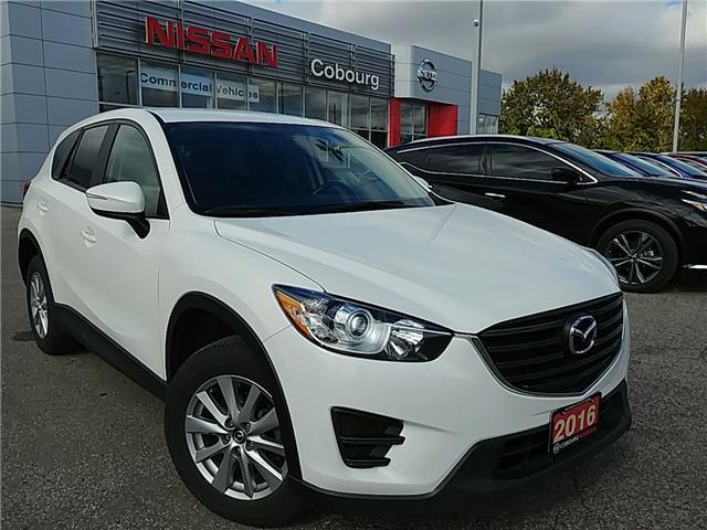 2016 Mazda CX-5 GX JM3KE4BY8G0861934 CKC749850A in Cobourg