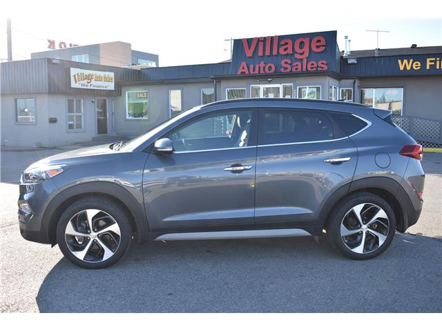 2017 Hyundai Tucson Limited (Stk: P38065) in Saskatoon - Image 1 of 22