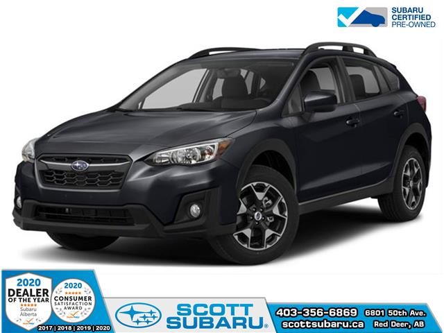 2018 Subaru Crosstrek Touring (Stk: SS0404) in Red Deer - Image 1 of 2