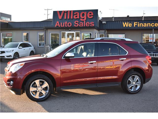 2012 Chevrolet Equinox 2LT (Stk: P38062) in Saskatoon - Image 1 of 21