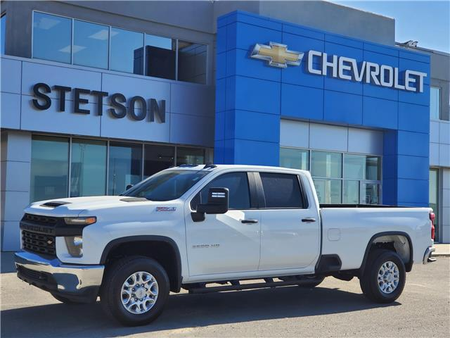 2020 Chevrolet Silverado 3500HD Work Truck (Stk: 20-372) in Drayton Valley - Image 1 of 14