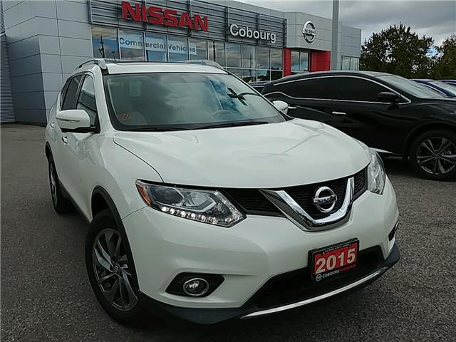 2015 Nissan Rogue SL 5N1AT2MV0FC887180 CFC887180L in Cobourg