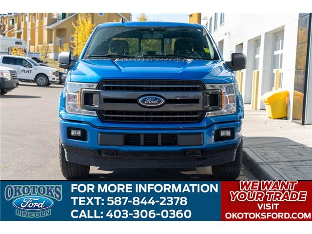 2019 Ford F-150 XLT (Stk: LK-1056A) in Okotoks - Image 1 of 24