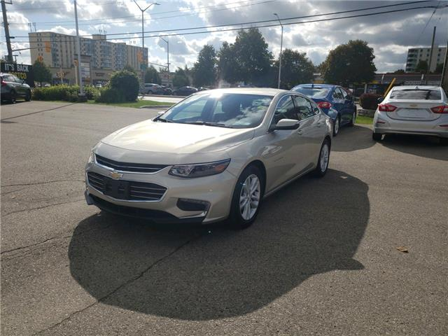 2016 Chevrolet Malibu 1LT (Stk: 114527) in London - Image 1 of 15
