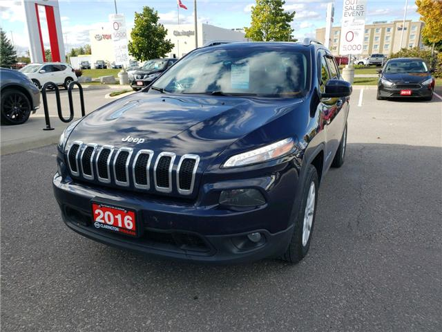 2016 Jeep Cherokee North (Stk: LC361381A) in Bowmanville - Image 1 of 16