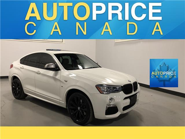 2018 BMW X4 M40i (Stk: H2097) in Mississauga - Image 1 of 30