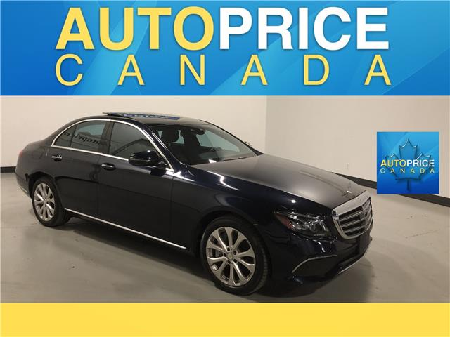 2017 Mercedes-Benz E-Class Base (Stk: W2064) in Mississauga - Image 1 of 27