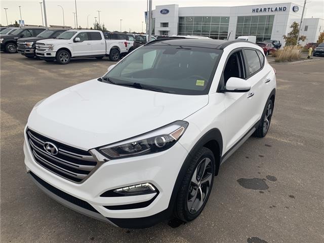 2017 Hyundai Tucson SE (Stk: LSC058A) in Ft. Saskatchewan - Image 1 of 23