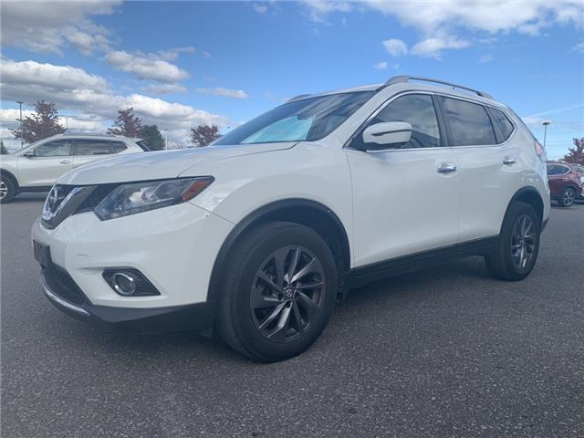 2016 Nissan Rogue SL Premium 5N1AT2MV1GC735300 LC589663AA in Bowmanville